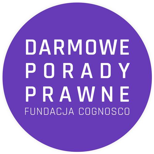 Fundacja Cognosco - darmowa pomoc prawna